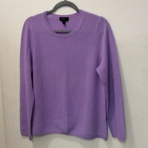 Cashmere Sweater Top By Charter Club